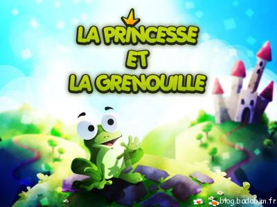 La Princesse et la Grenouille est l