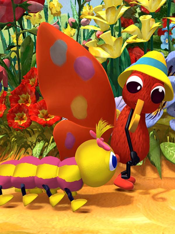 Drôles de Bêtes fait partie des dessins animés Badabim !