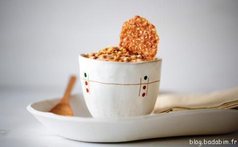Glace caramel au pralin : une recette que les enfants n'oublieront pas