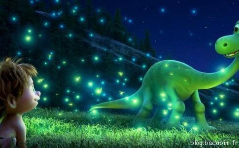 Le film pour enfants Le Voyage d'Arlo tient sa première bande-annonce !