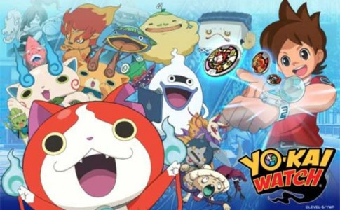 Jeu video Yo Kai Watch