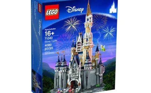 Chateau de Disney en lego