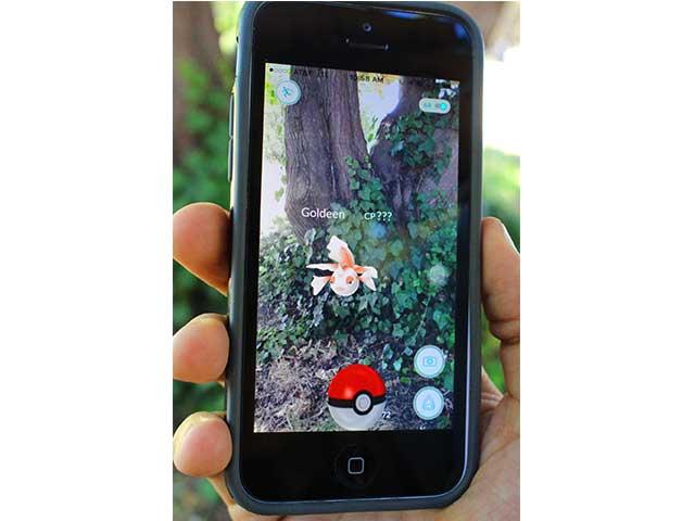 pokemon go sur smartphone