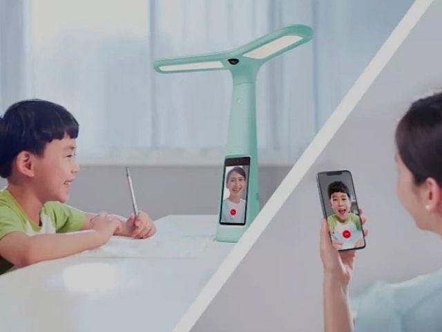 Voilà à quoi ressemble cette lampe intelligente