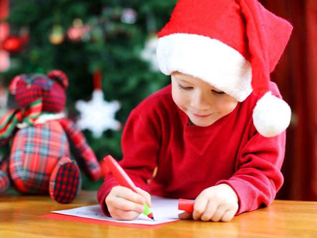 Envoyez vos courriers au père Noël sans plus attendre