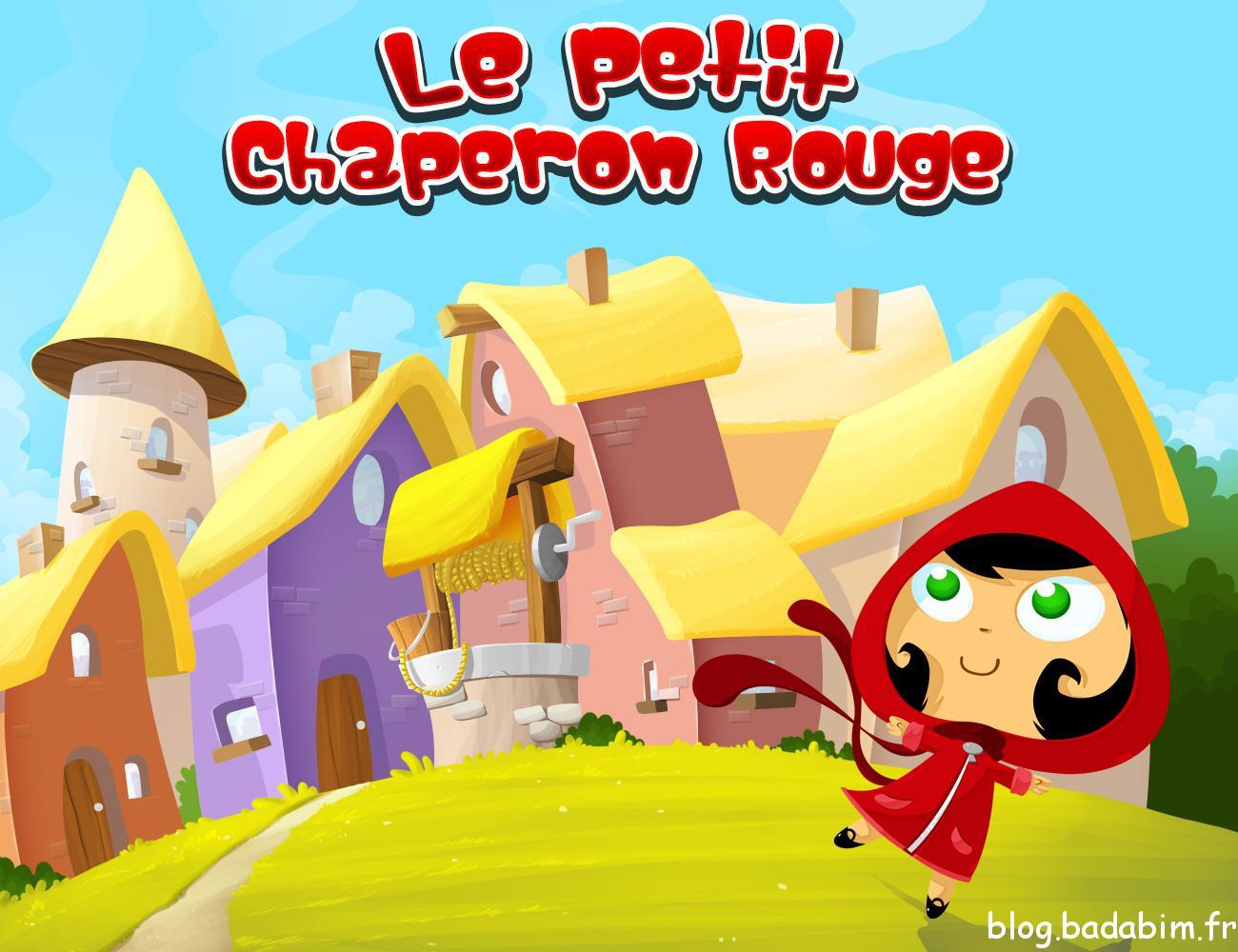 Le Petit Chaperon rouge est l