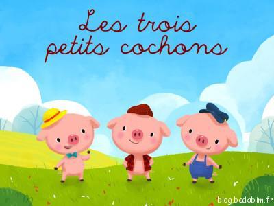Les Trois Petit Cochon est l
