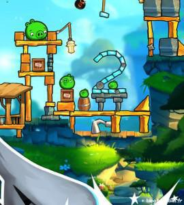 Angry Birds 2 : les enfants profiteront de ce jeu vidéo sur iOS et Android