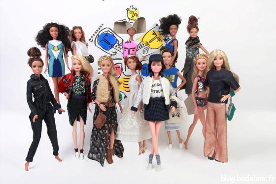 Exposition pour enfants : Barbie à l'honneur à l'hôtel Le Molière