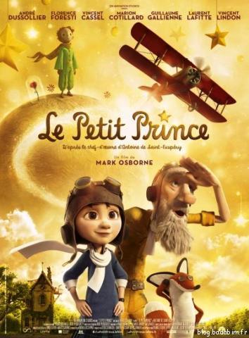 Film pour enfants Le Petit Prince : l'inspiration pour un projet caritatif