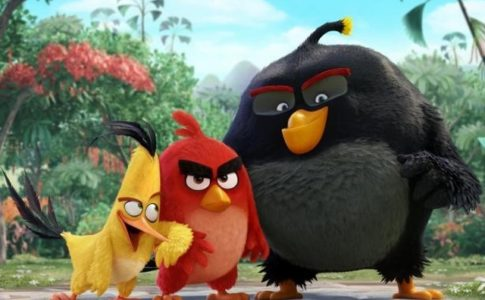 Le film d'animation « Angry Birds » © Rovio Entertainment Ltd. All rights reserved.