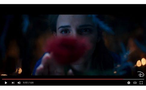 Emma Watson joue le rôle de Belle dans le film © Disney YouTube