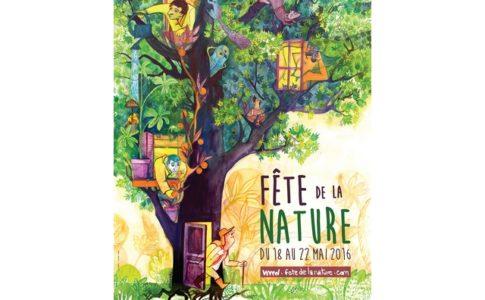 L'affiche de la Fête © fetedelanature.com