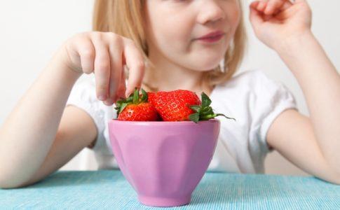Certains jeux vidéo favoriseraient la consommation de fruits et de légumes chez l'enfant © Elina Manninen/shutterstock.com