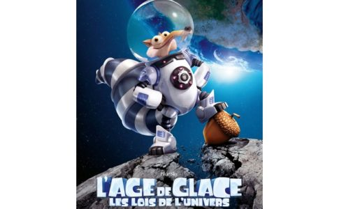 L'affiche de L'Age de glace 5 © All Rights Reserved