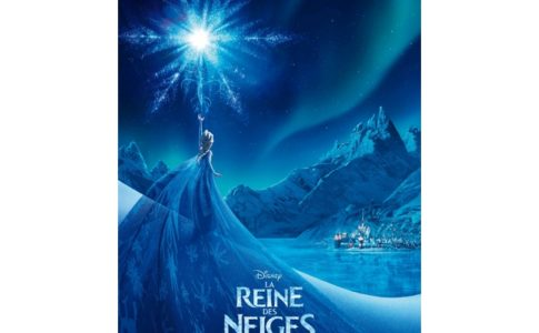 L'affiche de «  La Reine des Neiges » © All Rights Reserved