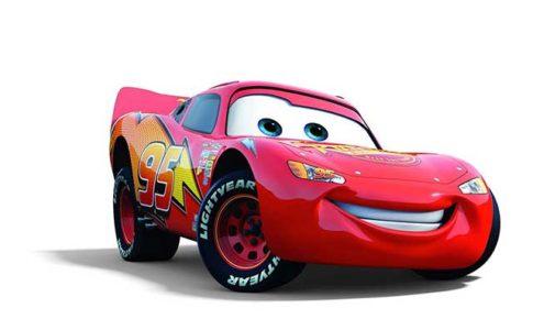Voiture flash dans cars