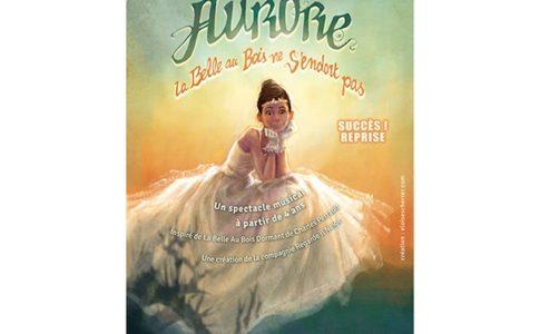 « Aurore », un spectacle musical à regarder en famille © essaion-theatre.com