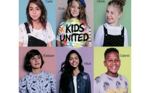 Le premier album des Kids United © All Rights Reserved