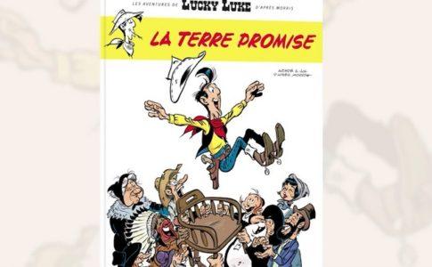 Lucky Luke : « La terre promise » sera disponible à compter du 4 novembre 2016 © YouTube/Dargaud
