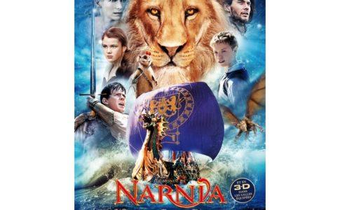 L'affiche du film « Le Monde de Narnia : L'Odyssée du Passeur d'Aurore » © All Rights Reserved