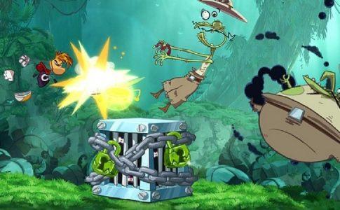 Extrait de « Rayman Origins » © All Rights Reserved — Ubisoft