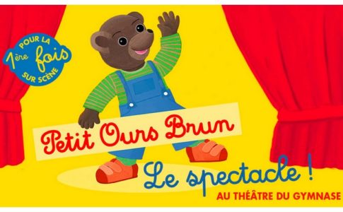 « Petit Ours Brun » en spectacle musical © theatredugymnase.com