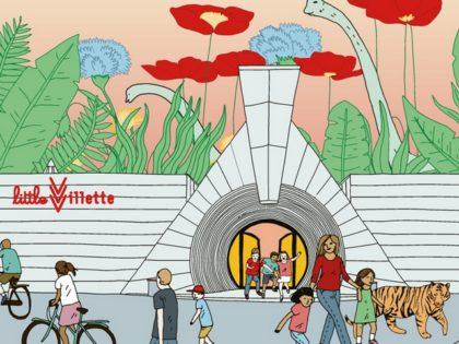 Little Villette » : un espace dédié aux enfants pour le parc parisien